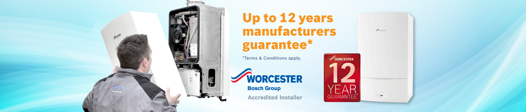 Worcester Boiler Guarantee Wirral